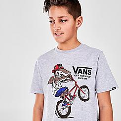Boys' Vans Extreme Shark T-Shirt