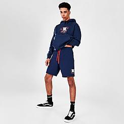 Men's Vans Frequency Fleece Shorts