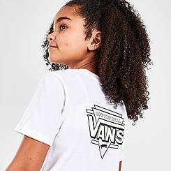 Girls' Vans Tribe Side Boyfriend T-Shirt