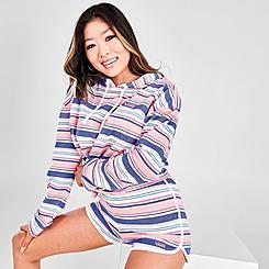 Women's Vans Wazzy Stripe Shorts