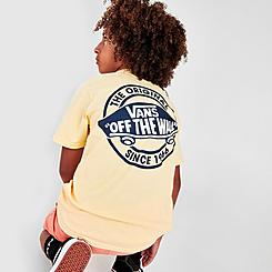 Boys' Vans Authentic Off The Wall Graphic T-Shirt