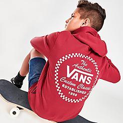 Boys' Vans Custom Classic Pullover Hoodie