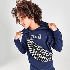 Boys' Vans Vintage Wash Pullover Hoodie
