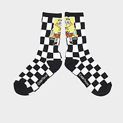Kids' Vans x SpongeBob SquarePants Crew Socks