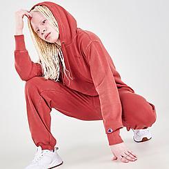 Women's Champion Vintage Dye Hoodie