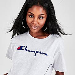 Women's Champion Crop T-Shirt