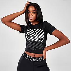 Women's Superdry Core Sport T-Shirt